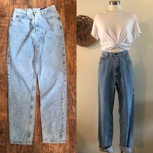 Vintage Eddie Bauer Ultra High Rise Jeans